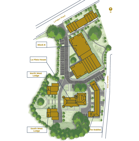 The Development - 1023 West - Weston Homes