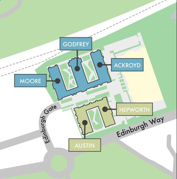 The Development - Edinburgh Way - Weston Homes