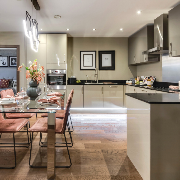 The Development - Fletton Quays - Weston Homes