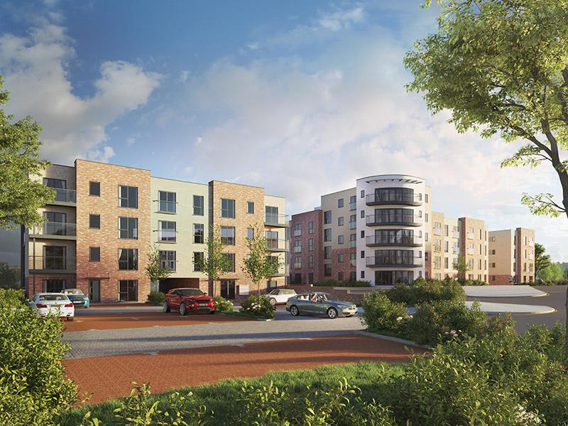 The Development - Millers Quarter - Weston Homes