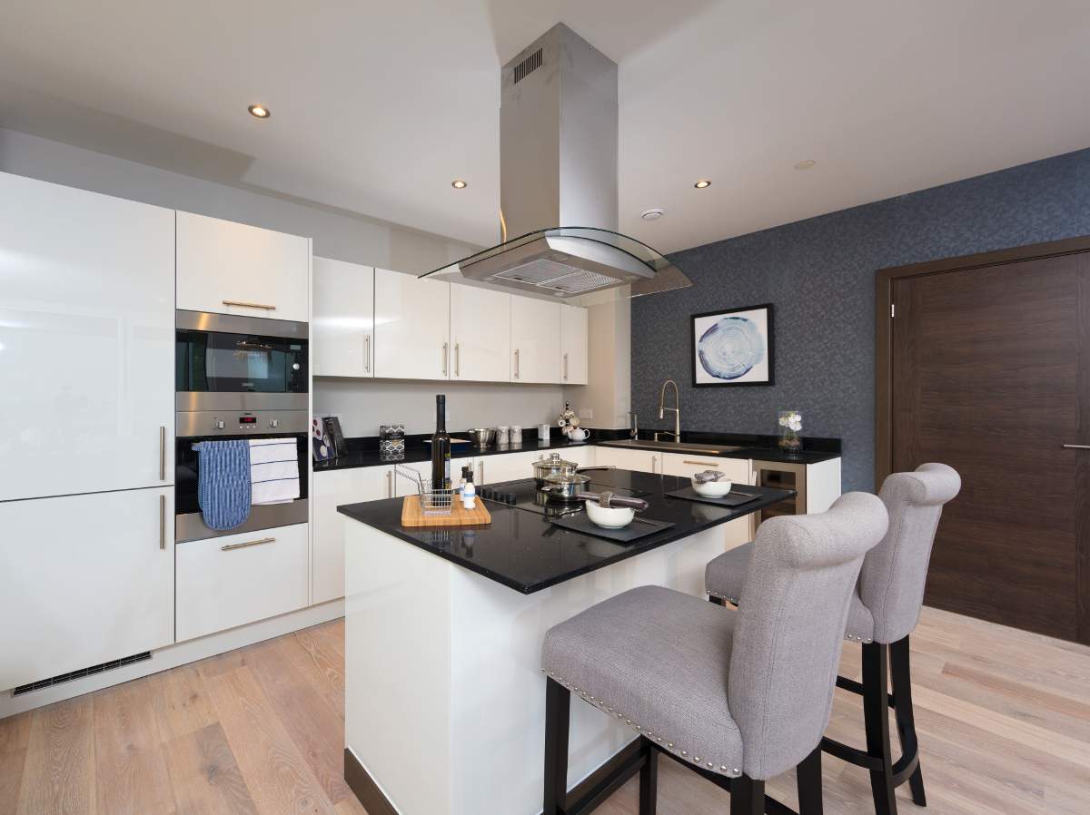 Gallery | Images From Precision, Greenwich | Weston Homes