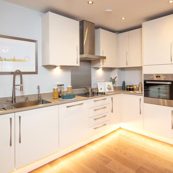 The Development - Queens Walk - Weston Homes