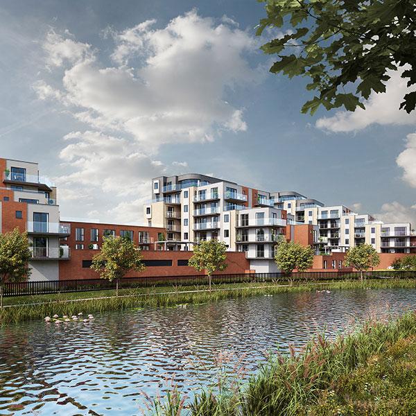 The Development - Reading Riverside - Weston Homes