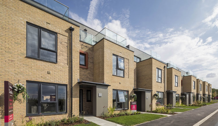 Weston Homes Launches Eastfields In Cambridge