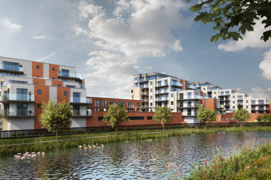 Luxury Apartments Now Available At Reading Riverside