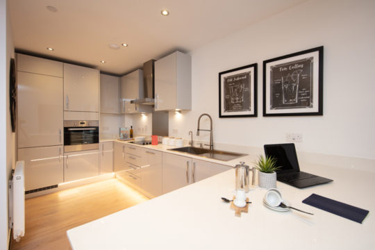 Weston Homes Launches New Reading Riverside Apartments In London's Western Commuter Corridor