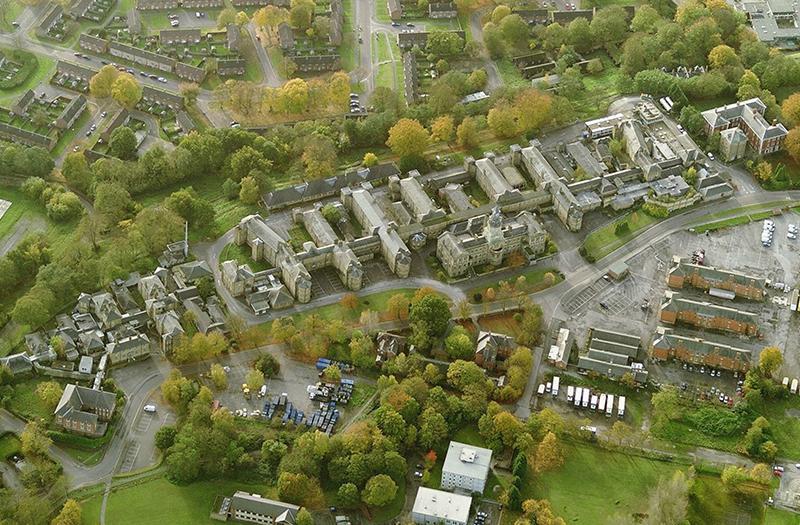 Cambridge Military Hospital