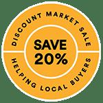 Discount Market Sale