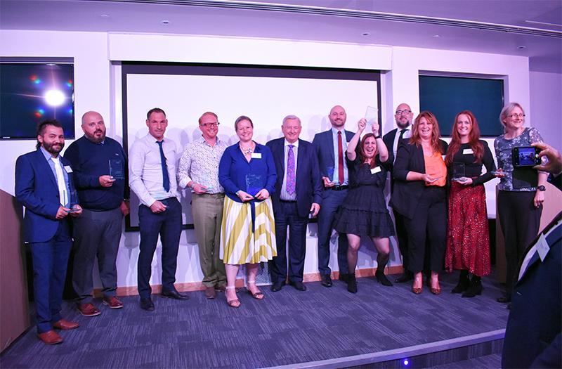Business Partner Awards 2021