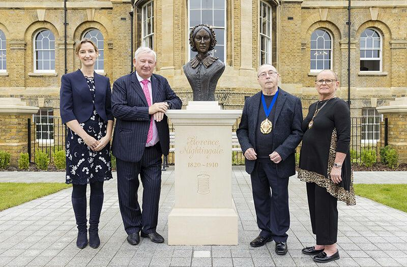 Florence Nightingale Unveiling